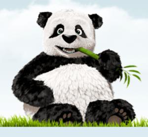 Tiny PNG compression tool panda